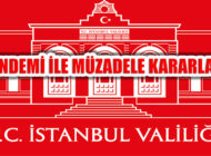 İstanbul'da Kovid Yayılım Hızını Kontrol Tedbirleri