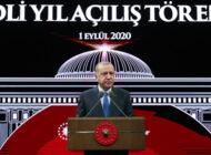 Cumhurbaşkanı Erdoğan Yeni Adli Yıl Açılış Törenine Katıldı