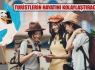 Tourist Cell Turkey, Türkiye'de Turistlerin Hayatını Kolaylaştıracak