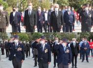 '19 Eylül Gaziler Günü' Ataşehir'de Törenle Kutlandı
