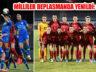 Kadın A Milli Futbol Takımımız Slovenya'ya 3-1 Yenildi