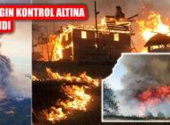 Kastamonu Taşköprü Orman Yangını Kontrol Altında