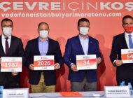 Vodafone 15. İstanbul Yarı Maratonu İçin Geri Sayım Başladı!