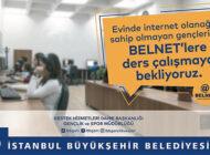 İBB'den Öğrencilere Uzaktan Eğitime Erişim Desteği