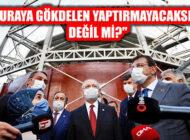 """Kılıçdaroğlu'ndan İmamoğlu'na """"Gazhane"""" Esprisi!"""