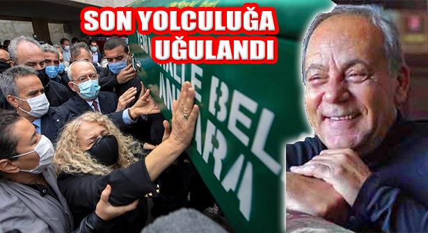 Türk Basınının Duayeni Bekir Coşkun Son Yolculuğa Uğurlandı