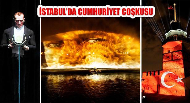 Türkiye'nin İlk Atatürk Hologramıyla Cumhuriyet Bayramı Kutlandı