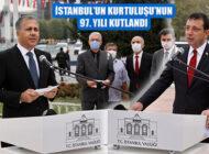 6 Ekim İstanbul'un İşgalden Kurtuluşu Taksim'de Kutlandı