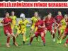 Kadın A Millî Futbol Takımı Kosova Maçı 0-0 Berabere Sonuçlandı
