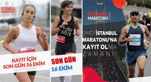 Uluslararası 42. İstanbul Maratonu: '2 Kıta 1 Koşu'
