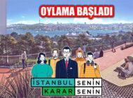 İstanbul Meydanları Yeni Tasarım Oylamaları Bugün Başladı