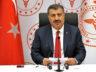 Bakan Koca, 'Salgın Anadolu'da İkinci Zirve Döneminde'