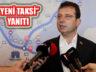 İmamoğlu'ndan 'Yeni Taksi' Açıklaması: 'Herkes Yetkisini Bilecek'