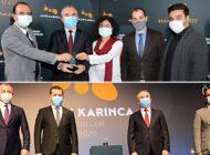 'Ataşehir-Monheim Tasarım Okulu' Altın Karınca'da Birinci Oldu
