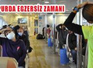 İstanbul Vapur Yolculuklarında Egzersiz Zamanı