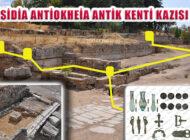Pisidia Antiokheia Kazısı 2020 Yılı Çalışmaları Tamamlandı
