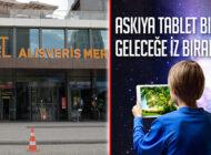 Askıda Tablet Kampanyasına Destek Her Geçen Gün Büyüyor