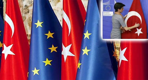 Brüksel'de AB'den Türkiye'ye Aşamalı Yaptırım Kararı