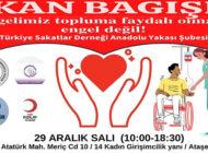Pandemide Türk Kızılayı Kan Bağışı Kampanyasına 'Engel' Yok