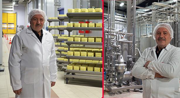 'Doğal Süt Ürünleri Sektöründe En Büyük Problem Hileli Ürünler'