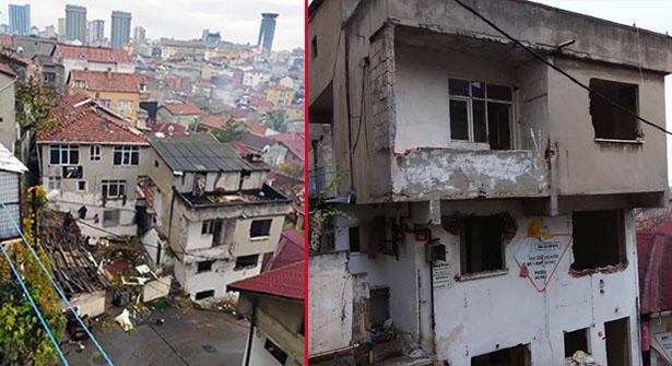 Ataşehir'in Merkezi Yenisahra ve Barbaros'ta İstenmeyen Görüntüler