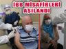 İBB'nin Yaş Almış Misafirleri Kovid'e Karşı Aşılandı