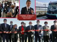 İBB'den Yeni Yılın İlk Hediyesi: Eminönü-Alibeyköy Tramvay Hattı