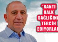 Gürsel Tekin, 'Kanal İstanbul'u Durdurun!