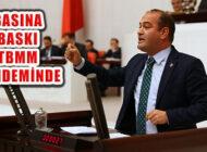 CHP'li Karabat, 'BİK: Baskı ve İlan Kesme Kurumu'