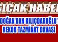 Cumhurbaşkanı Erdoğan'dan Kılıçdaroğlu'na Dava: 1 Milyon