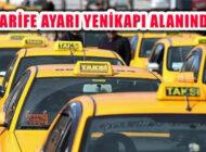 İBB, Tarife Ayarı Yaptıran Taksici Esnafının Yanında