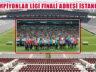 İBB 'Şampiyonlar Ligi Finali' Hazırlıklarına Devam Ediyor