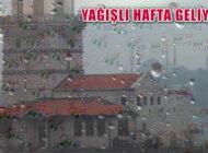 Marmara ve Ege Haftaya Yağışlı Havanın Etkisiyle Giriyor