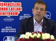 İmamoğlu'ndan Diyanet'e Boğaziçi Eleştirisi: '7/24 Siyasete Devam Ediyorlar'