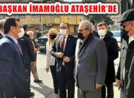 İBB Başkanı İmamoğlu ve İlgezdi Ressam Hüsamettin Koçan'ı Ziyaret Etti