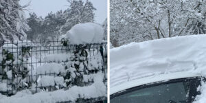İstanbul, Beklenen Kar Yağışıyla Beyaz Örtüyle Kaplandı