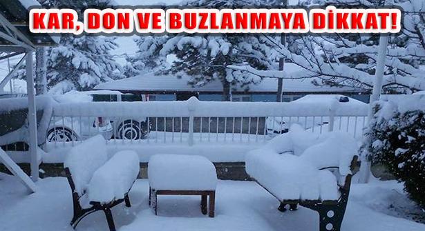 Meteoroloji Uyardı: 'Marmara'da Beklenen Kar Yağışlarına Dikkat!'