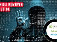 Türkiye'nin Siber Güvenlik Duvarı, En Hızlı Büyüyen Teknoloji Şirketlerden