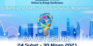 Yapay Zeka Temalı Online Konferansı  'Advantech Connect' Başladı