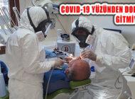 Diş Hastalarının Yüzde 58'i Covid-19 Yüzünden Doktora Gitmiyor