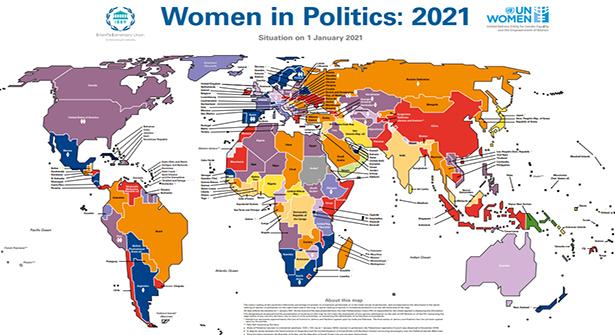 BM Kadın Birimi: 'Kadın Oranı Arttı Temsili Hala Yetersiz'