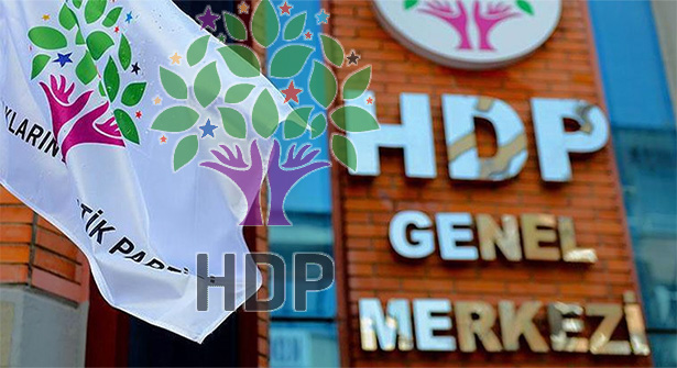 HDP'ye Anayasa Mahkemesi'nde Kapatma Davası Açıldı