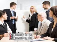 STK  Yöneticilerine İBE'den Ücretsiz Eğitim Programı