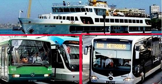 İstanbul'da Toplu Taşımadaki Yaş Kısıtlaması Kalktı