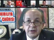 Çankırı TSO Başkanından 600 Bin Çankırılıya 'Dönün' Çağrısı