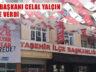 CHP Ataşehir Pankart Krizi: İlçe Başkanı Celal Yalçın İfade Verdi