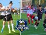 Antalya'da Oynan Turkcell Kadın Futbol Ligi Devam Ediyor