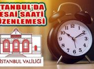İstanbul'da Kamuda Mesai Saatlerinde Düzenleme Yapıldı