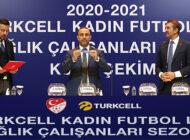 Turkcell Kadın Futbol Ligi Fikstür Çekimi Yapıldı