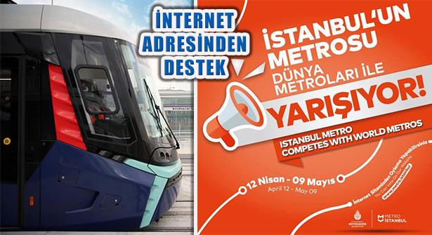 İstanbul Metrolarının Dünyadaki Yerini Belirliyoruz